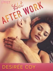Het after work - Julias bok 4 (e-bok) av Desiré