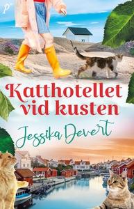 Katthotellet vid kusten (e-bok) av Jessika Deve