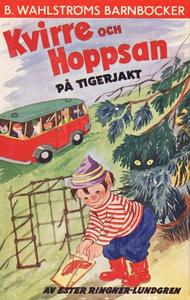 Kvirre och Hoppsan på tigerjakt (e-bok) av Este