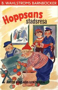 Hoppsans stadsresa (e-bok) av Ester Ringnér-Lun