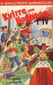 Kvirre och Hoppsan i TV (e-bok) av Ester Ringné