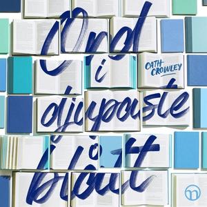 Ord i djupaste blått (ljudbok) av Cath Crowley