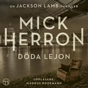 Döda lejon (ljudbok) av Mick Herron