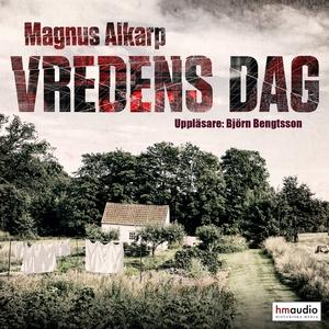 Vredens dag (ljudbok) av Magnus Alkarp