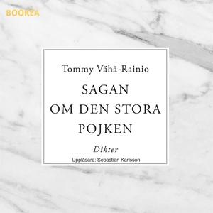 Sagan om den stora pojken (ljudbok) av Tommy Vä