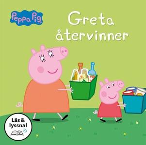 Greta återvinner (Läs & lyssna) (e-bok) av Nevi