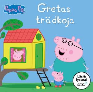 Gretas trädkoja (Läs & lyssna) (e-bok) av Nevil