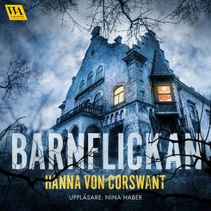 Barnflickan (ljudbok) av Hanna von Corswant