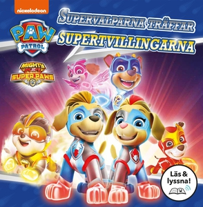 Supervalparna träffar supertvillingarna (Läs &
