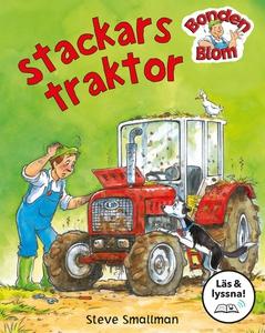 Stackars traktor (Läs & lyssna) (e-bok) av Gaby