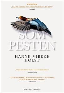 Som pesten (lydbog) af Hanne-Vibeke H