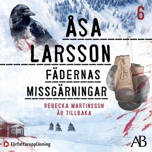 Fädernas missgärningar (ljudbok) av Åsa Larsson