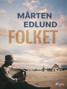Folket (e-bok) av Mårten Edlund