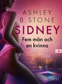 Sidney 4: Fem män och en kvinna - erotisk novell