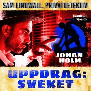 Uppdrag: Sveket (ljudbok) av Johan Holm