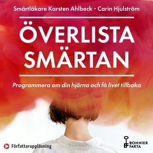 Överlista smärtan (ljudbok) av Carin Hjulström,