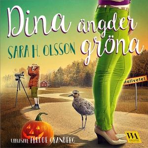 Dina ängder gröna (ljudbok) av Sara H. Olsson