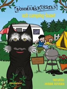 Sommarskuggan och camping-buset (e-bok) av Tina
