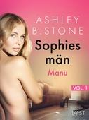 Sophies män vol.1  Manu - erotisk novell
