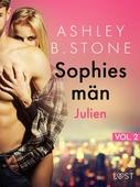 Sophies män vol.2  Julien - erotisk novell