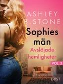 Sophies män Vol. 3: Avslöjade hemligheter – erotisk novell