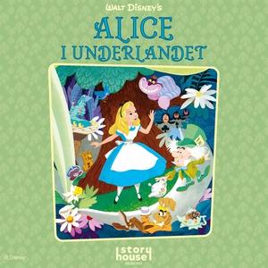 Alice i Underlandet (ljudbok) av Baserad på Lew