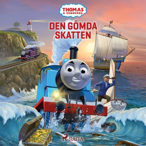 Thomas och vännerna - Den gömda skatten (ljudbo