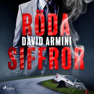 Röda siffror (ljudbok) av David Armini
