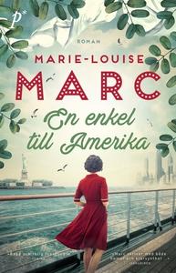 En enkel till Amerika (e-bok) av Marie-Louise M