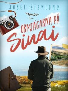 Ormjägarna på Sinai (e-bok) av Josef Stenlund