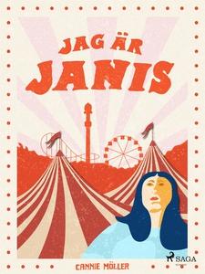 Jag är Janis (e-bok) av Cannie Möller