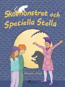 Skolmonstret och Speciella Stella (e-bok) av He
