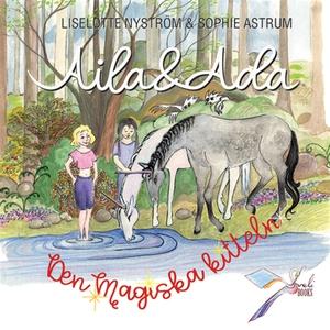 Aila och Ada - Den magiska kitteln (ljudbok) av