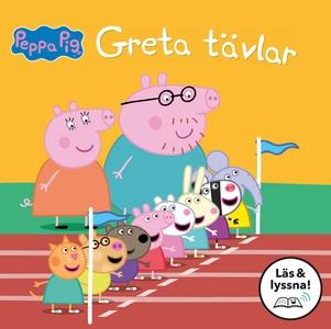 Greta tävlar (Läs & lyssna) (e-bok) av Neville