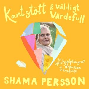 Kantstött & väldigt värdefull (ljudbok) av Sham