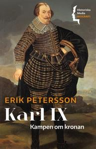 Karl IX (e-bok) av Erik Petersson