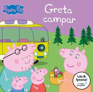 Greta campar (Läs & lyssna) (e-bok) av Cecilia