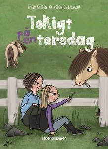 Hugo och Vilma 4 – Tokigt på en torsdag (e-bok)