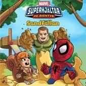 Marvel - Superhjältar på äventyr - Sandfällan