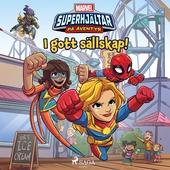 Marvel - Superhjältar på äventyr - I gott sällskap!