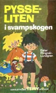 Pysseliten i svampskogen (e-bok) av Ester Ringn