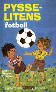 Pysselitens fotboll (e-bok) av Ester Ringnér-Lu