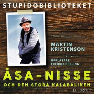 Åsa-Nisse och den stora kalabaliken (ljudbok) a