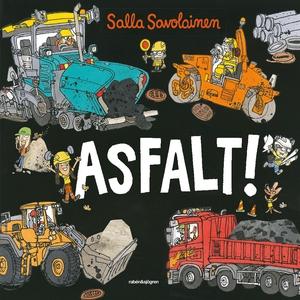 Asfalt! (e-bok) av Salla Savolainen