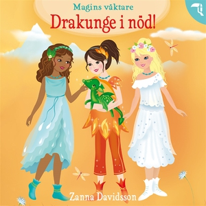 Drakunge i nöd! (ljudbok) av Zanna Davidson