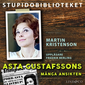 Asta Gustafssons många ansikten (ljudbok) av Ma