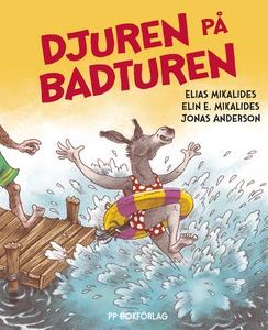 Djuren på badturen (e-bok) av Elin E. Mikalides