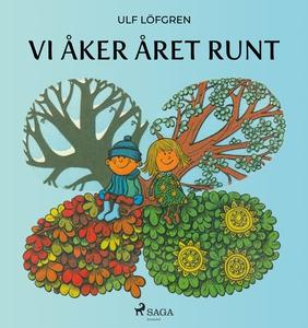 Vi åker året runt (e-bok) av Ulf Löfgren