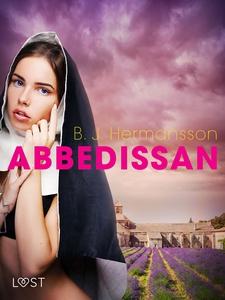 Abbedissan - erotisk novell (e-bok) av B. J. He