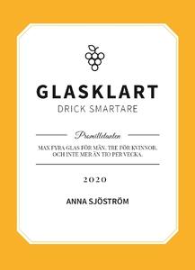 Glasklart : drick smartare (ljudbok) av Anna Sj
